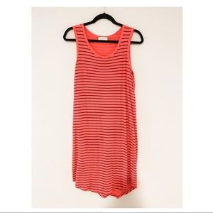 Velvet Brand Striped Tank Dress